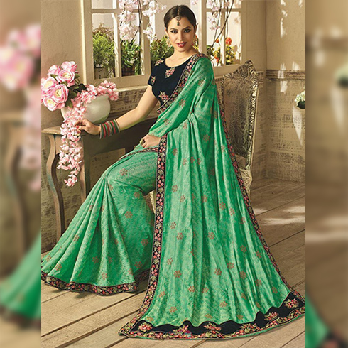 Lavish Silk Sarees