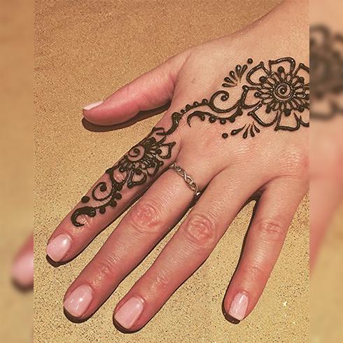 Mehndi Design with