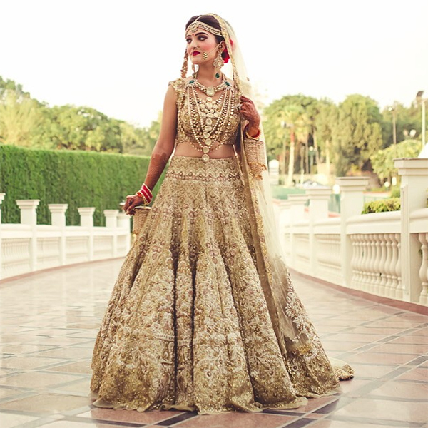 Glamorous Golden
