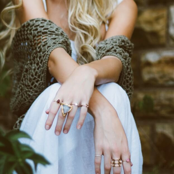 Sophisticated Rings