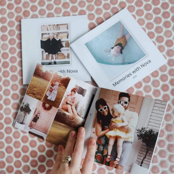 Photo Book – Weaving Memories