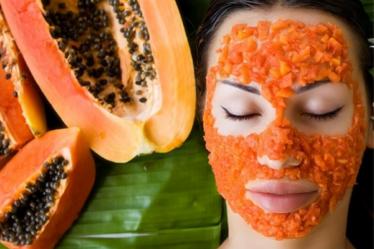benefits of papaya for skin