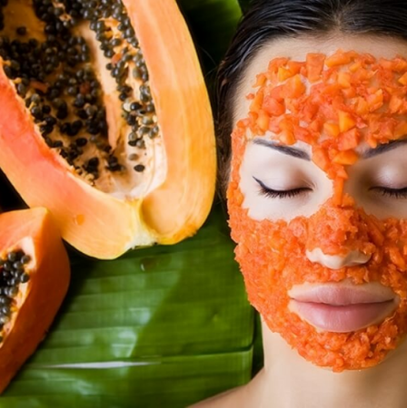 benefits of papaya for skin