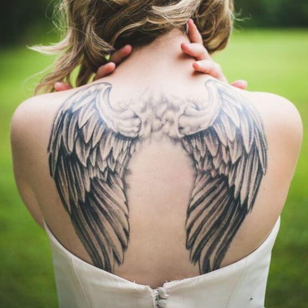 Wings Tattoos