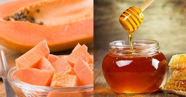 Honey + Papaya