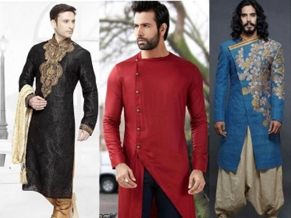 Kurta Pajama Styles for Men