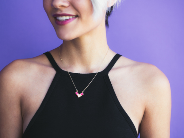 Different Necklaces with Different Necklines
