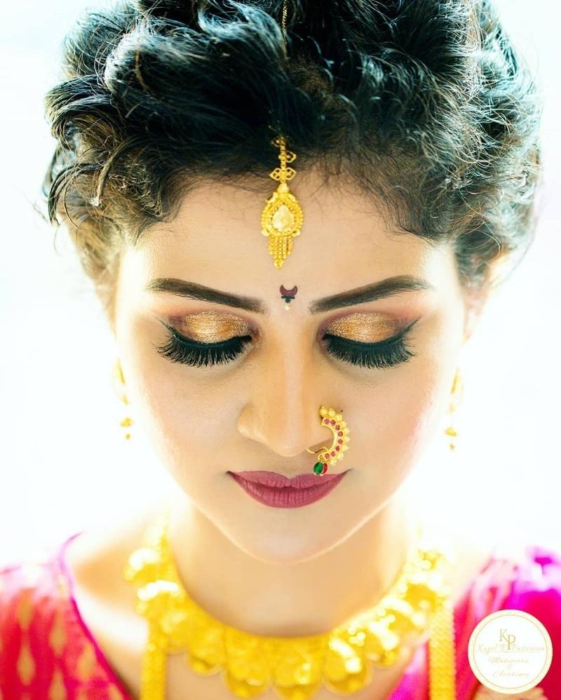 Maharashtrian Nose Ring Design